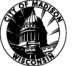 City of Madison, Wisconsin logo, copyright City of Madison