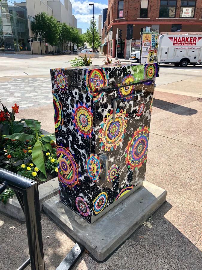 Madison Utility Boxes Call for Artists 2018/2019 | City of Madison