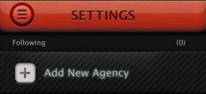 Add New Agency image