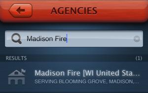 Madison Fire option