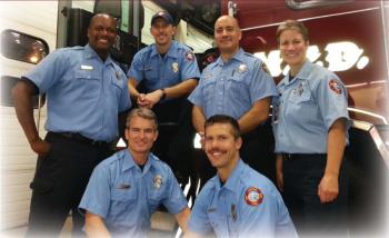 Station 5 crew