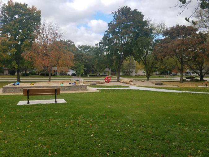 William Slater Park 10-16-2019