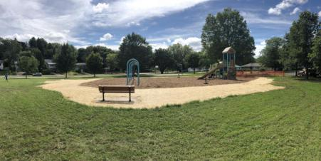Segoe Park Playground on 9.7.2019