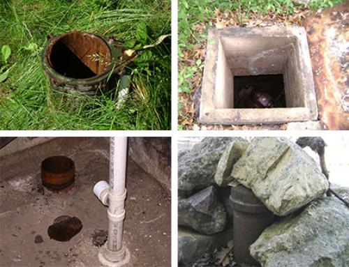 Private well pics