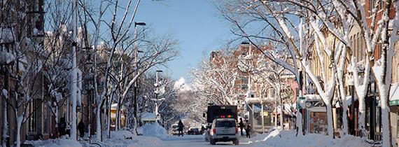 Resultado de imagen para wisconsin city winter