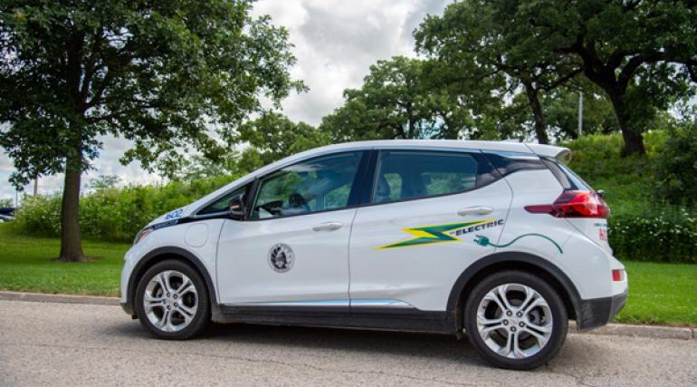 City of Madison Chevrolet Bolt