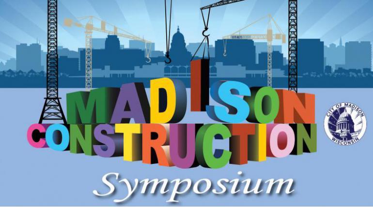 Madison Construction Symposium poster image