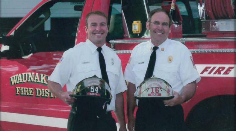 Kurt Acker & Gary Acker of Springfield Welding
