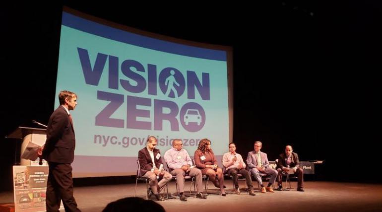 Vision Zero Panel
