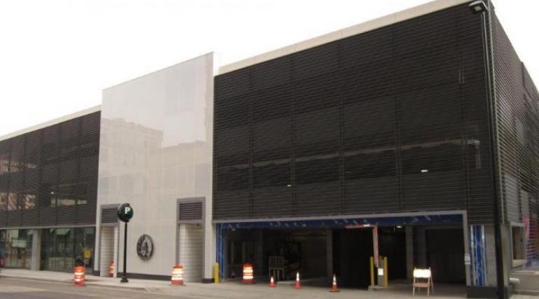 Image of Wilson Street Garage