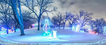 Holiday Fantasty in Lights