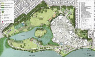vilas park final master plan