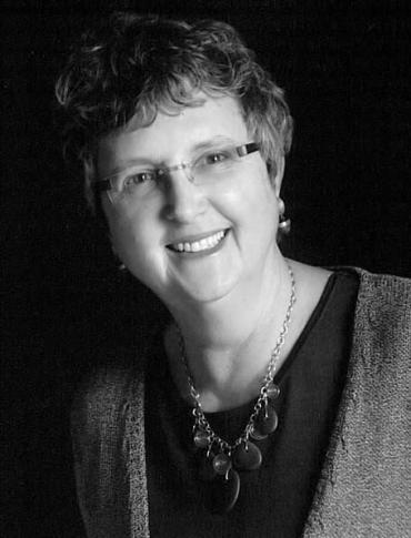 Author Ann Aswegan