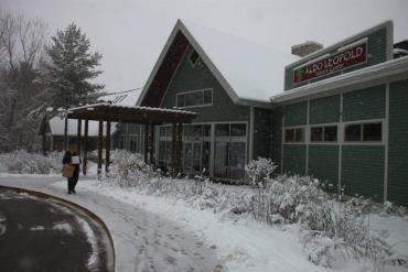 ALNC in winter