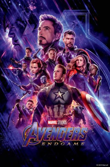 Avengers endgame movie promo image