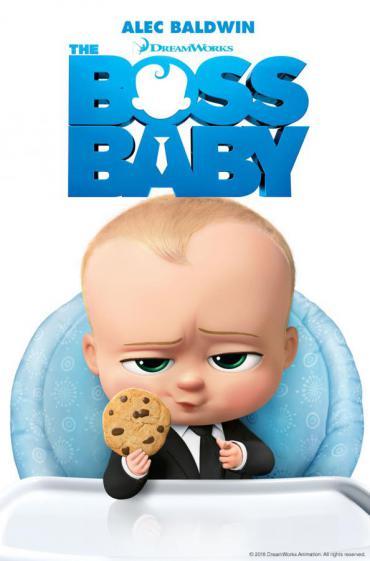 boss baby the movie image