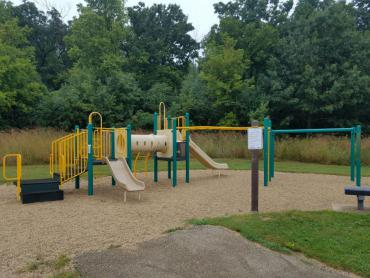 whitetail ridge park playground