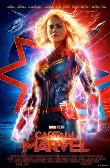captain marvel movie image