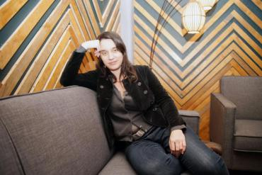 Artist Sara Daleiden