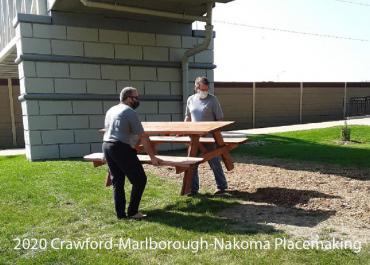 2020 Crawford-Marlborough-Nakoma Neighborhood Placemaking