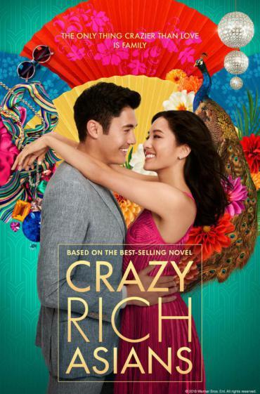 crazy rich asians movie image