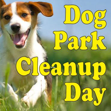 Dog Park Cleanup Day