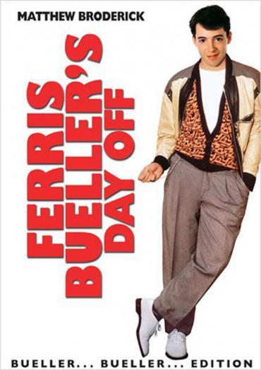 Ferris Bueller's Day Off movie image