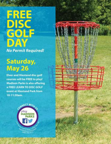 free disc golf