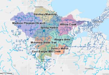 Watershed Studies Locations