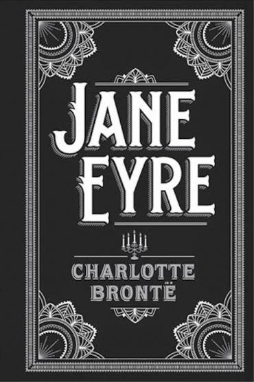 Jane Eyre book cover
