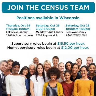 Join the Census Team