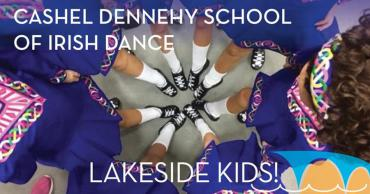 Lakeside Kids! - Cashel Dennehy School of Irish Dance