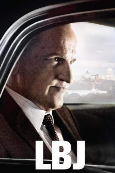 LBJ Movie Poster