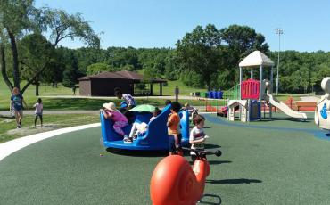 elver inclusive playground