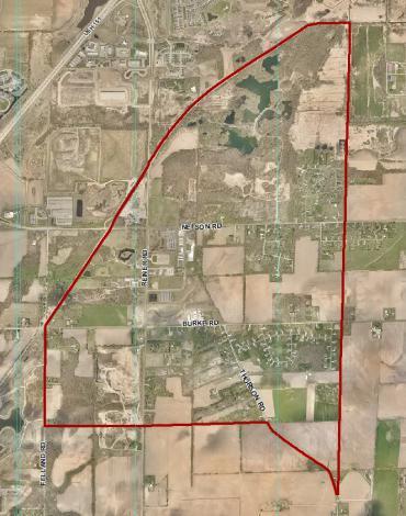 Plan area