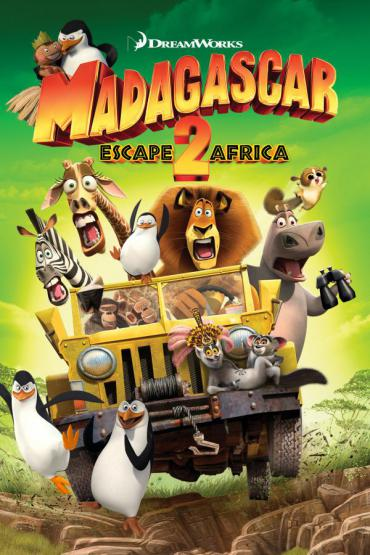 madagascar movie image