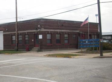 Current Paterson St. Operations Center