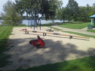 paunack park playground 2020