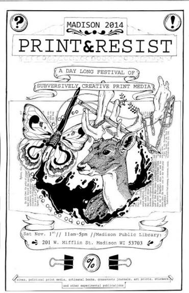 Madison Print and Resist