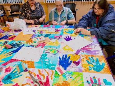 2019 - Triangle Neighborhood Startup and Community Quilt