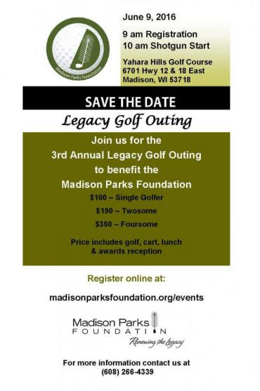 2016 Legacy Golf Outing