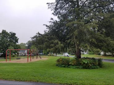 sheridan triangle playground