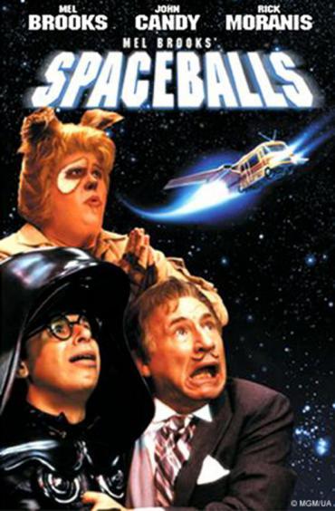 spaceballs movie promo image