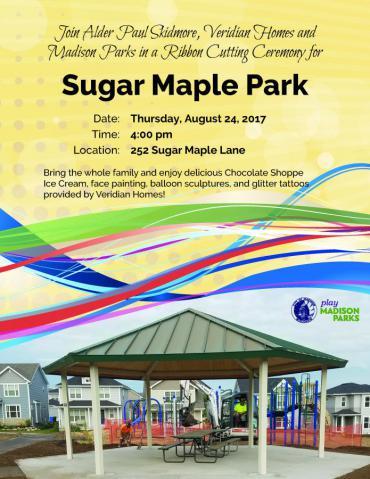 sugar maple invite