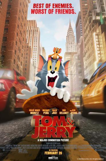 movie image: tom & Jerry 2021