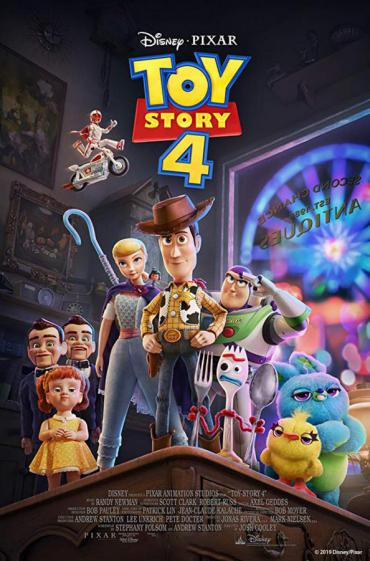toy story 4 movie image