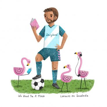 Storytime with Forward Madison FC and Madison Public Library