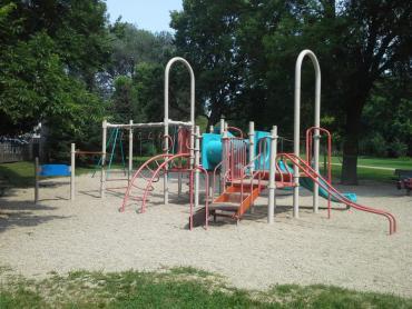 wingra park playground