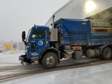 Trash and Recycling Collection Will Occur on Monday, February 18