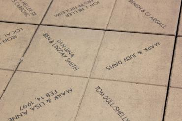 Monona Terrace Rooftop Tiles
